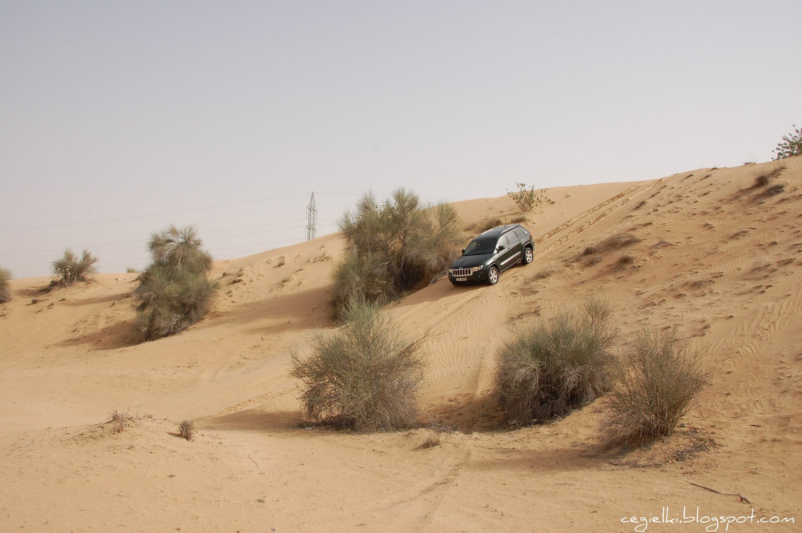 off road Dubaj