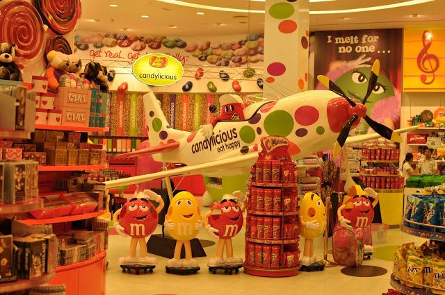 Candylicious, Dubai Mall